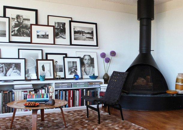 Фотография: Гостиная в стиле Скандинавский, Декор интерьера, Декор дома, Картины, Постеры – фото на INMYROOM