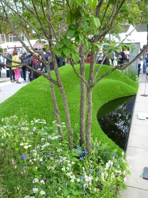 Фотография: Ландшафт в стиле Современный, Индустрия, События, Лондон – фото на INMYROOM