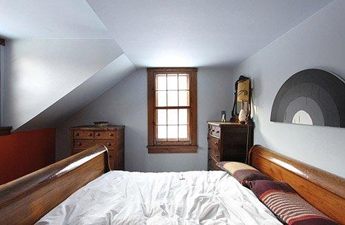 Фотография: Спальня в стиле Прованс и Кантри, Эко, Дом, Переделка, Дом и дача – фото на INMYROOM
