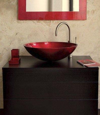 Фотография: Ванная в стиле Минимализм, Декор интерьера, Квартира, Декор, Советы, раковина, раковина в ванной – фото на INMYROOM