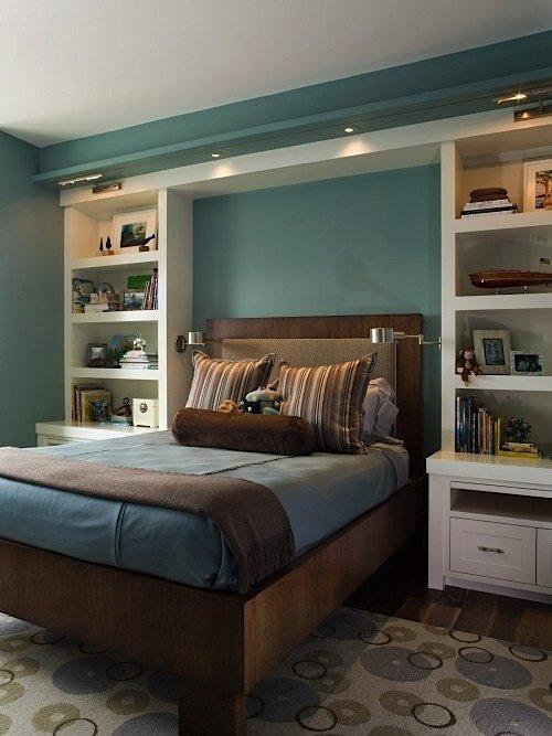 Фотография: Спальня в стиле Современный, Малогабаритная квартира, Квартира, Советы – фото на INMYROOM