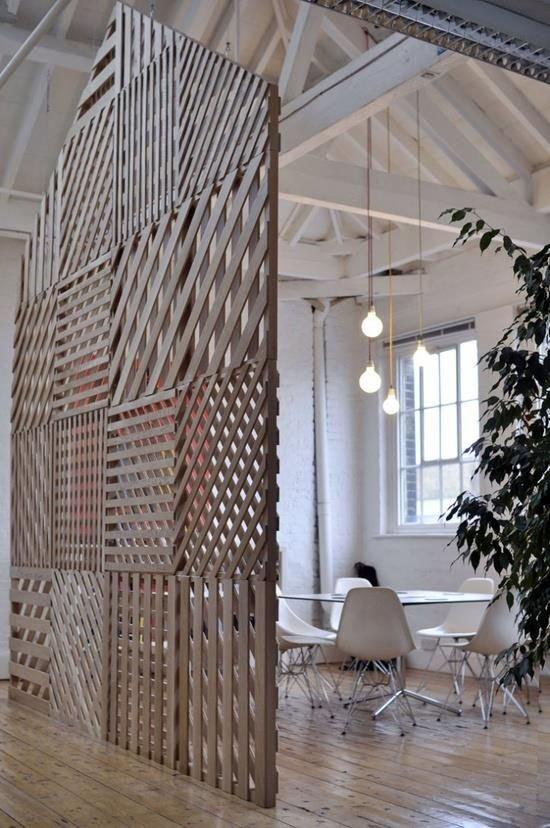Фотография: Офис в стиле Современный, Декор интерьера, Мебель и свет, Перегородки – фото на INMYROOM