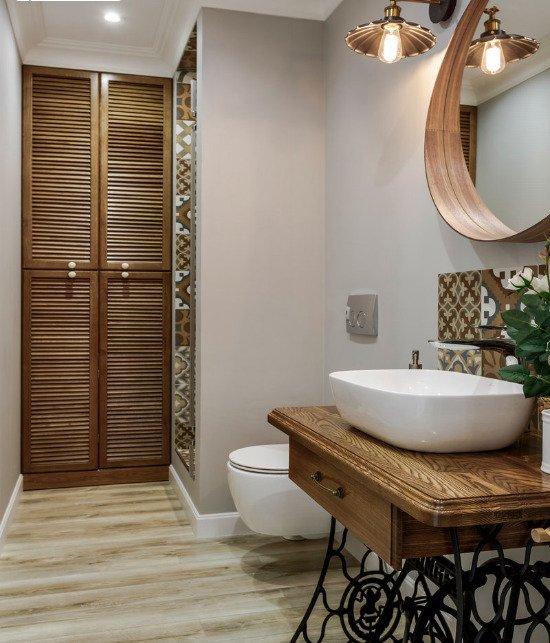 Фотография: Ванная в стиле Эко, Electrolux, Советы – фото на INMYROOM
