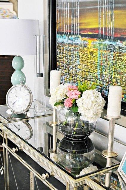 Фотография: Декор в стиле Восточный, Эклектика, Гостиная, Интерьер комнат, Переделка – фото на INMYROOM