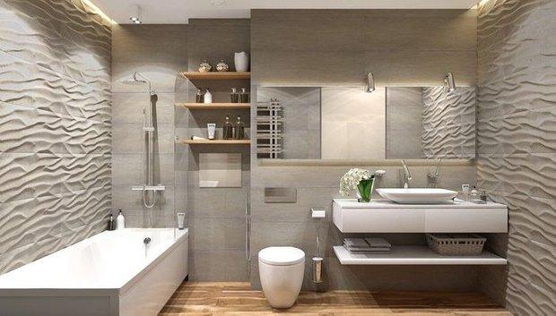 Фотография: Ванная в стиле Современный, Перепланировка, Максим Джураев – фото на INMYROOM