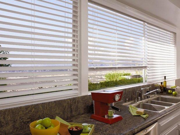 Фотография: Архитектура в стиле , Квартира, Декор, Советы, как выбрать жалюзи, жалюзи на окна – фото на INMYROOM
