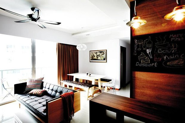 Фотография: Кухня и столовая в стиле Лофт, Декор интерьера, Мебель и свет, Советы – фото на InMyRoom.ru