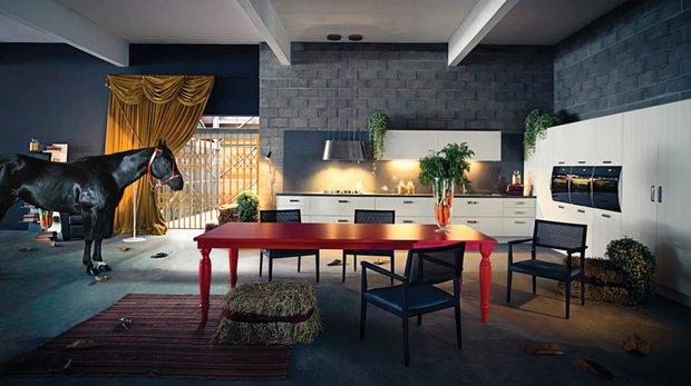 Фотография: Кухня и столовая в стиле Эклектика, Стиль жизни, Советы – фото на INMYROOM