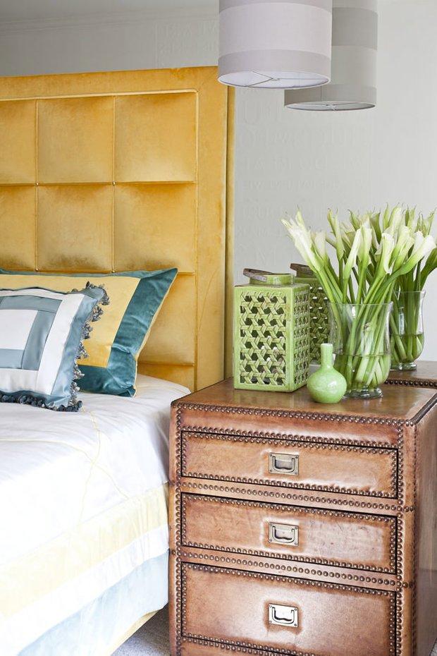 Фотография: Спальня в стиле Скандинавский, Квартира, Проект недели – фото на INMYROOM