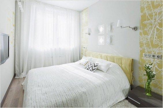 Фотография: Спальня в стиле Скандинавский, Современный, Стиль жизни, Советы, Надя Зотова – фото на INMYROOM