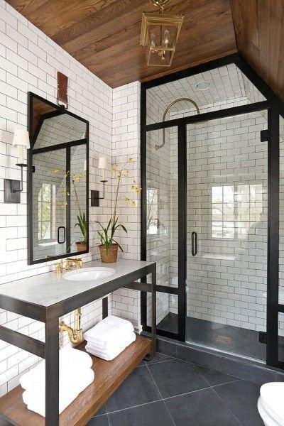 Фотография: Ванная в стиле Лофт, Кухня и столовая, Интерьер комнат – фото на INMYROOM