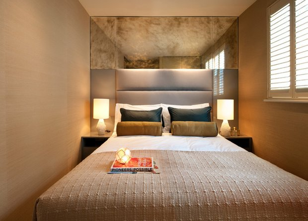 Фотография: Спальня в стиле Лофт, Декор интерьера, Интерьер комнат – фото на INMYROOM