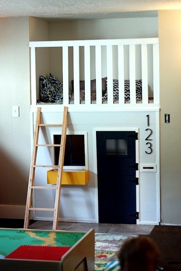 Фотография: Детская в стиле Прованс и Кантри, Современный, Интерьер комнат – фото на INMYROOM