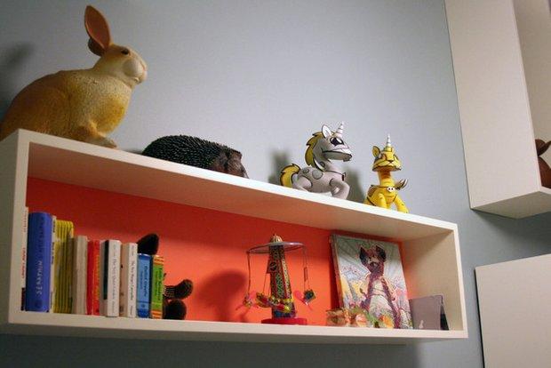 Фотография: Декор в стиле Современный, Детская, Интерьер комнат, Проект недели – фото на INMYROOM