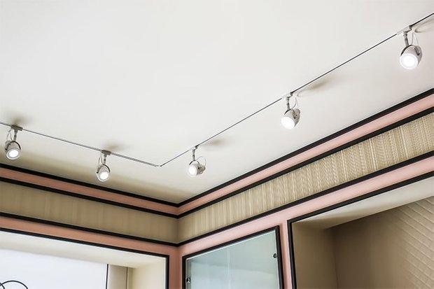 Фотография: Гостиная в стиле Лофт, Кабинет, Интерьер комнат – фото на INMYROOM