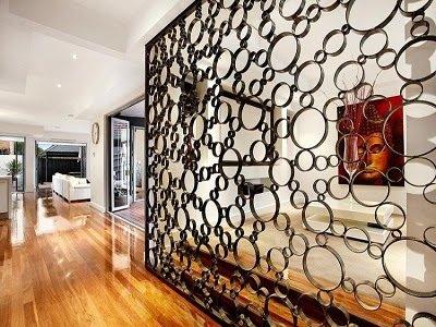 Фотография:  в стиле , Декор интерьера, Декор дома, Ширма, Перегородки – фото на INMYROOM