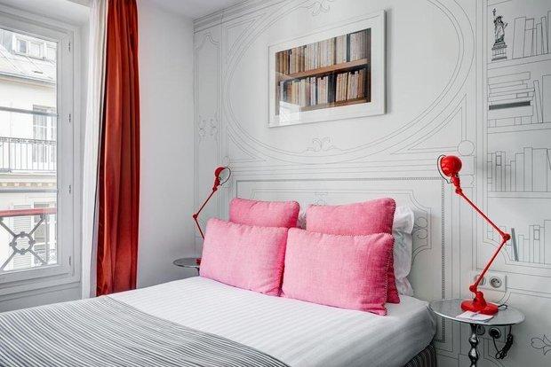 Фотография: Спальня в стиле Скандинавский, Декор интерьера, Советы, Отель – фото на INMYROOM