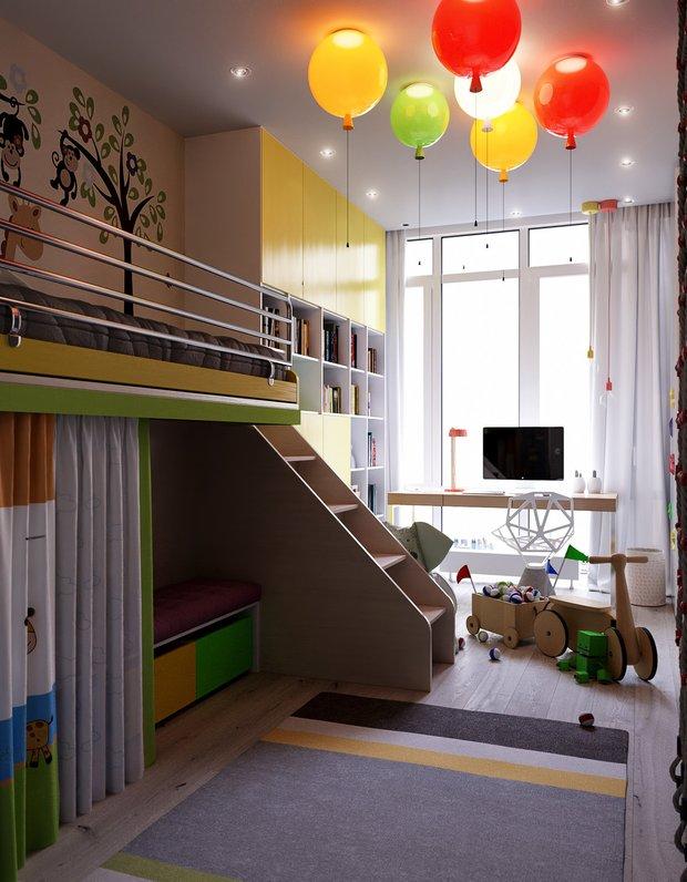 Дизайн: BURO 4