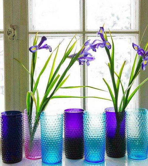 Фотография: Аксессуары в стиле , Декор интерьера, Дом, Декор дома, Цветы, Вышивка – фото на InMyRoom.ru