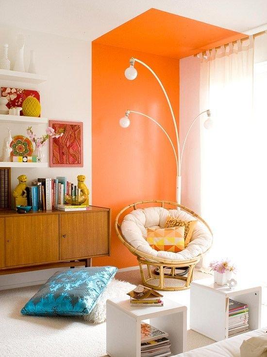 Фотография: Гостиная в стиле Современный, Интерьер комнат – фото на INMYROOM