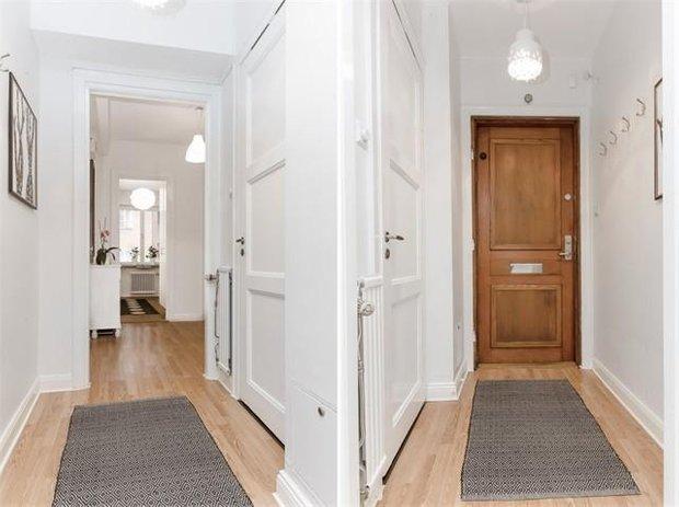 Фотография: Прочее в стиле , Скандинавский, Малогабаритная квартира, Квартира, Швеция, Дома и квартиры, Стокгольм – фото на INMYROOM