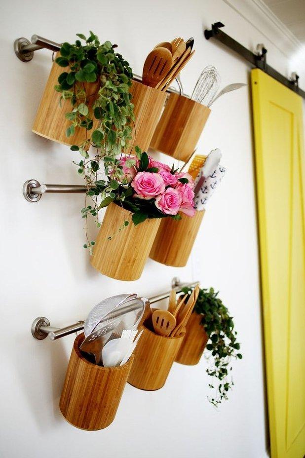 Фотография: Декор в стиле Скандинавский, Эко, Малогабаритная квартира, Советы, лайфхаки, хранение вещей, организация хранения – фото на INMYROOM