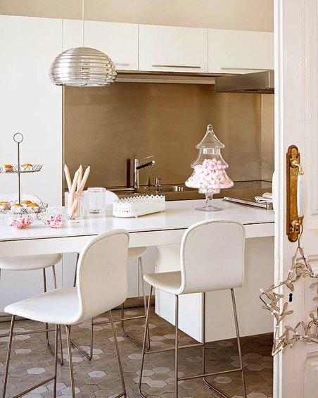 Фотография: Кухня и столовая в стиле Современный, Декор интерьера, Квартира, Дома и квартиры, Барселона, Модерн – фото на INMYROOM