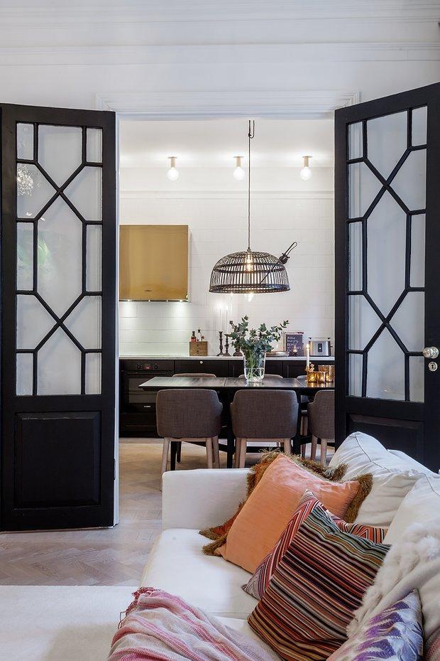 Фотография:  в стиле , Скандинавский, Декор интерьера, Квартира – фото на INMYROOM