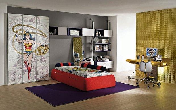 Фотография: Детская в стиле Лофт, Современный, Декор интерьера, Декор дома, Картины, Поп-арт – фото на INMYROOM