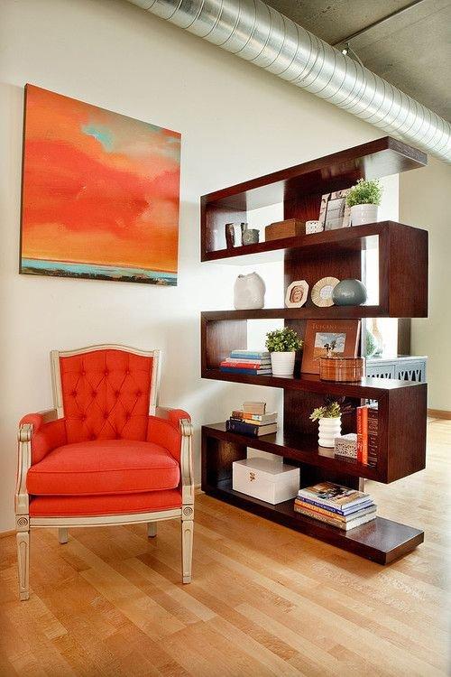 Фотография: Декор в стиле Эклектика, Декор интерьера, Мебель и свет, Перегородки – фото на INMYROOM