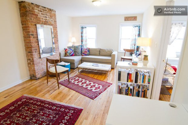 Фотография: Гостиная в стиле Скандинавский, Airbnb – фото на INMYROOM