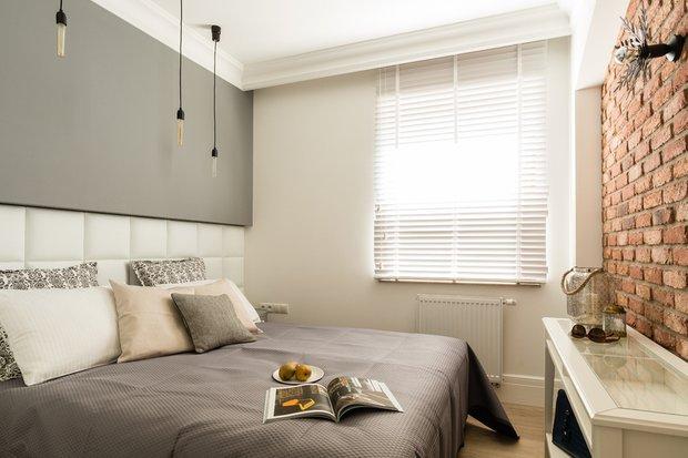Фотография: Спальня в стиле Современный, Декор интерьера, Малогабаритная квартира, Польша – фото на INMYROOM