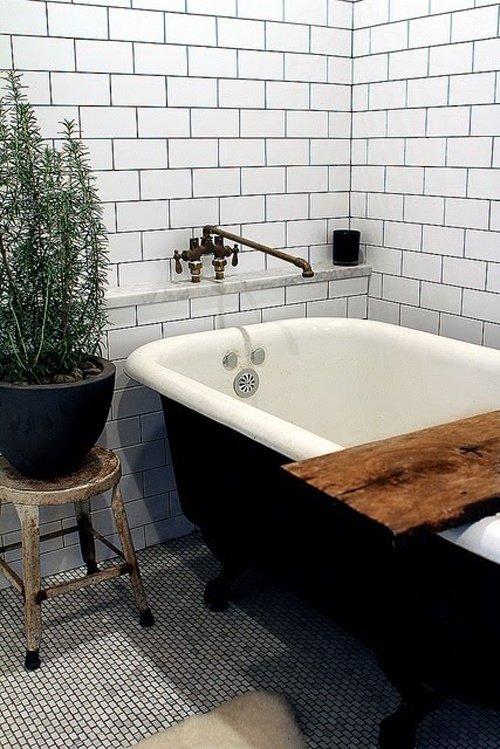 Фотография: Ванная в стиле Прованс и Кантри, Современный, Декор интерьера, Интерьер комнат – фото на INMYROOM