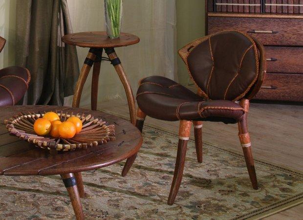 Фотография: Гостиная в стиле , Декор интерьера, Декор дома, Журнальный столик – фото на INMYROOM