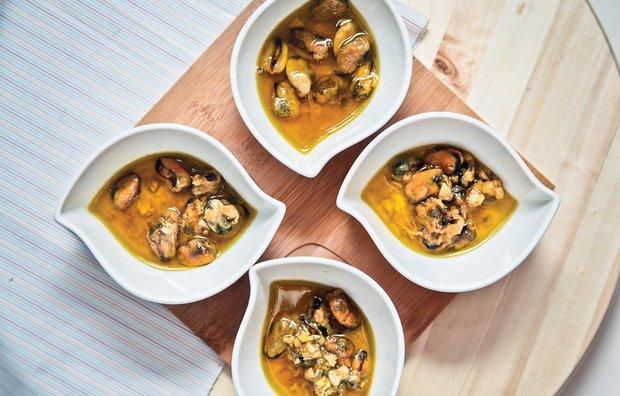 Фотография:  в стиле , Обед, Перекусить, Закуска, Тушение, Жарить, Закуски, Рыба, Есть сразу, Кулинарные рецепты – фото на INMYROOM