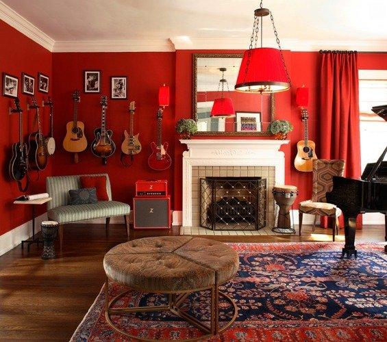 Фотография: Гостиная в стиле Прованс и Кантри, Декор интерьера, Дом, Стиль жизни, Советы – фото на INMYROOM