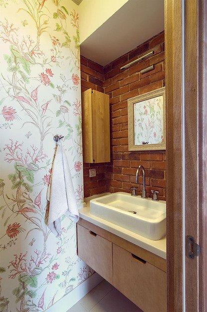 Фотография: Ванная в стиле Прованс и Кантри, Декор интерьера, Квартира, Дома и квартиры, Илья Хомяков, Стена – фото на INMYROOM