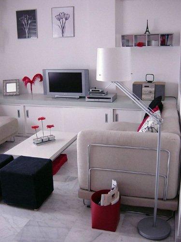 Фотография: Гостиная в стиле Современный, Декор интерьера, Декор дома, Плитка – фото на INMYROOM