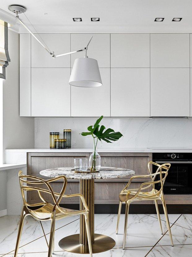 Фотография: Кухня и столовая в стиле Современный, Декор интерьера – фото на INMYROOM