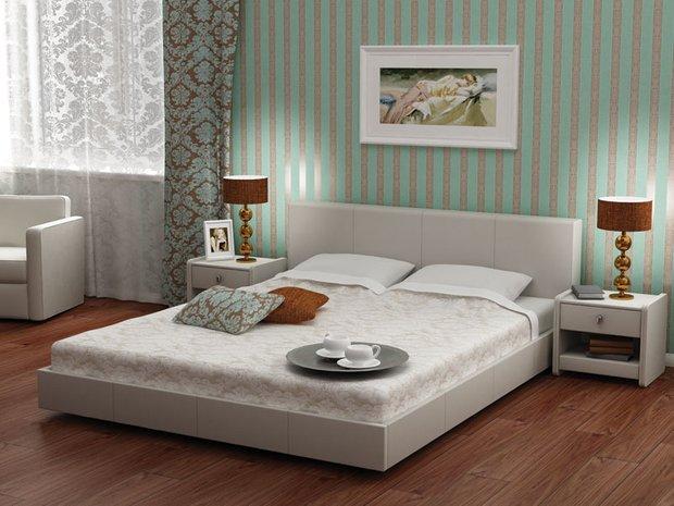 Фотография:  в стиле , Спальня, Советы, кровать в спальне, Askona, «Аскона» – фото на INMYROOM