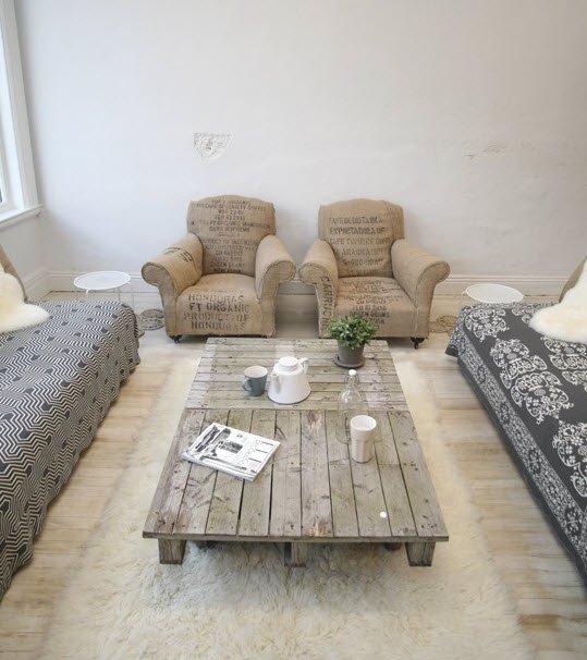 Фотография: Гостиная в стиле Скандинавский, Декор интерьера, DIY, Дом – фото на INMYROOM