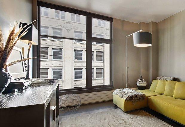 Фотография: Гостиная в стиле Современный, Декор интерьера, Квартира, Дома и квартиры, Нью-Йорк – фото на InMyRoom.ru
