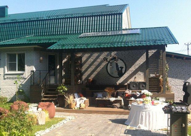 Фотография: Планировки в стиле , Терраса, Советы, Веранда, Гид, Дом и дача – фото на INMYROOM