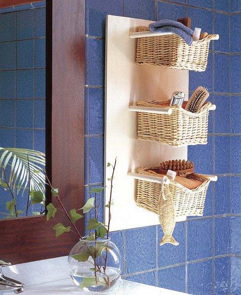 Фотография: Ванная в стиле Скандинавский, Хранение, Стиль жизни, Советы – фото на INMYROOM