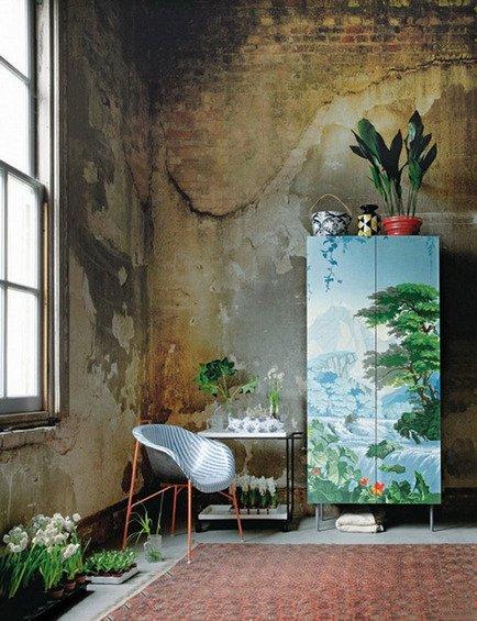 Фотография: Декор в стиле Прованс и Кантри, Стены, Шебби-шик, Барокко – фото на INMYROOM