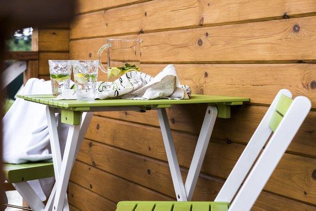 Фотография: Балкон в стиле Эко, Советы, Ремонт на практике, Дом и дача, Анна Рагулина, строительство бани – фото на INMYROOM