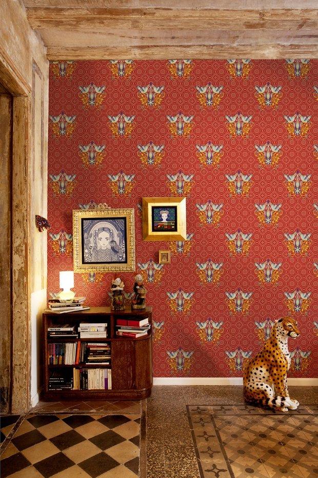Фотография: Декор в стиле Прованс и Кантри, Эклектика, Декор интерьера, Дом, Декор дома, Цвет в интерьере – фото на INMYROOM