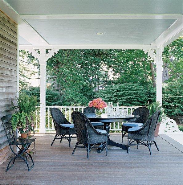 Фотография: Балкон, Терраса в стиле Прованс и Кантри, Дома и квартиры, Городские места – фото на INMYROOM