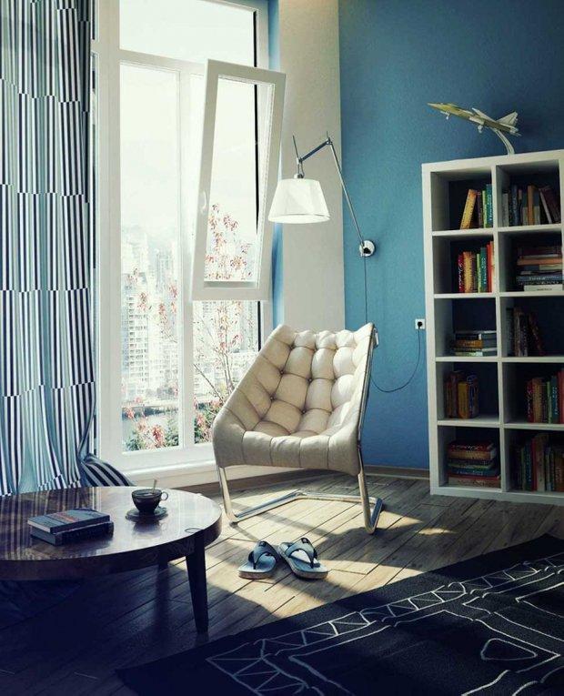 Фотография: Декор в стиле Классический, Современный, Эклектика, Стиль жизни, Советы, Торшер – фото на INMYROOM
