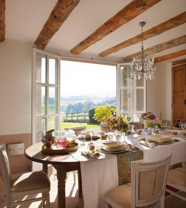 Фотография:  в стиле , Дом, Испания, Дом и дача, идеи для загородного дома, как декорировать дачный дом – фото на INMYROOM